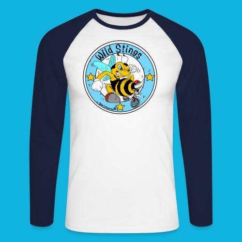 wildstings-spreadshirt - Männer Baseballshirt langarm