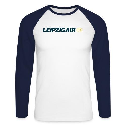 LHA_Logo_2014 - Männer Baseballshirt langarm