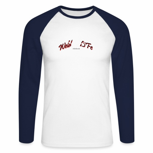 WLC logo - T-shirt baseball manches longues Homme