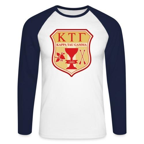 kappa tau gamma - T-shirt baseball manches longues Homme