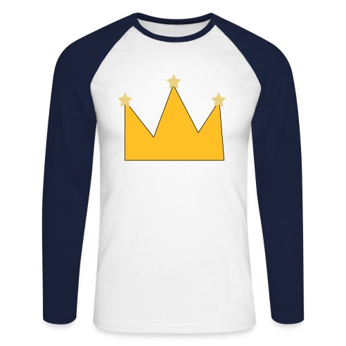kroon - T-shirt baseball manches longues Homme