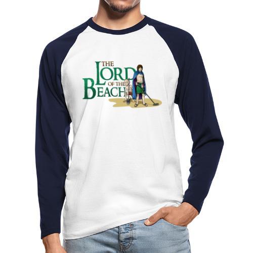 The Lord of the Beach - Raglán manga larga hombre