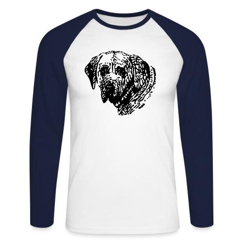 vidar1 - Männer Baseballshirt langarm