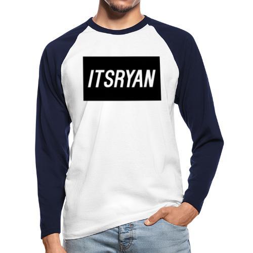 Rhino Clothing™ - Men's Long Sleeve Baseball T-Shirt