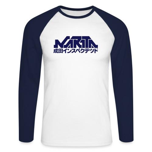 BD Narita Inspected - Männer Baseballshirt langarm
