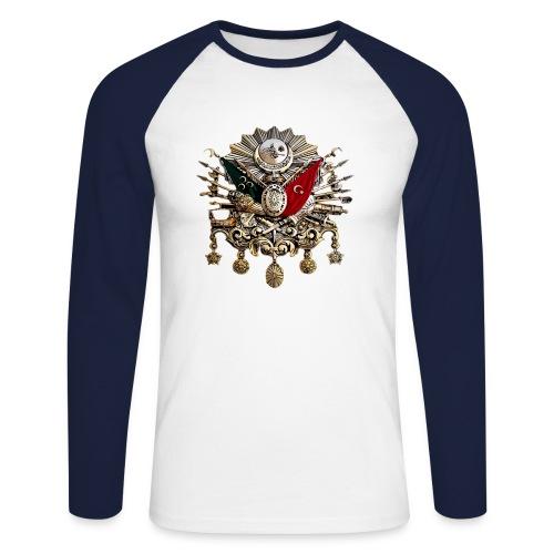 Osmanli Tugra - Männer Baseballshirt langarm