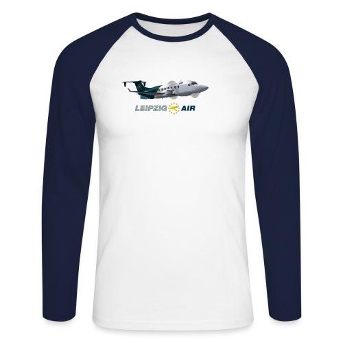 lha b1900 - Männer Baseballshirt langarm