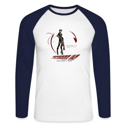Terror big jpg - T-shirt baseball manches longues Homme