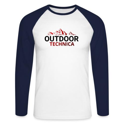 Outdoor Technica - Men's Long Sleeve Baseball T-Shirt