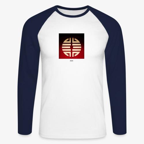 SIGN #01 - Männer Baseballshirt langarm