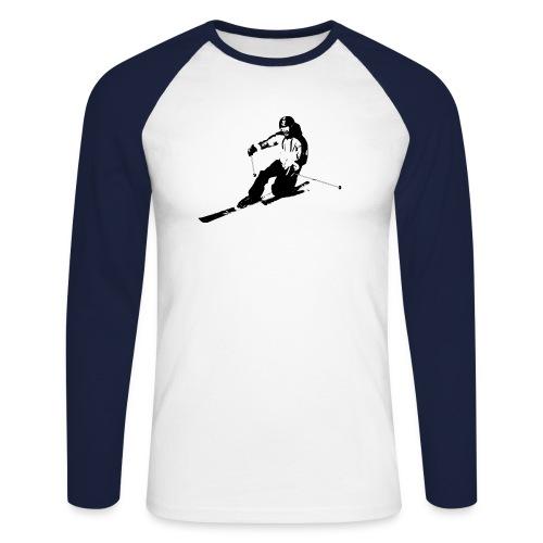 matzeklein - Männer Baseballshirt langarm