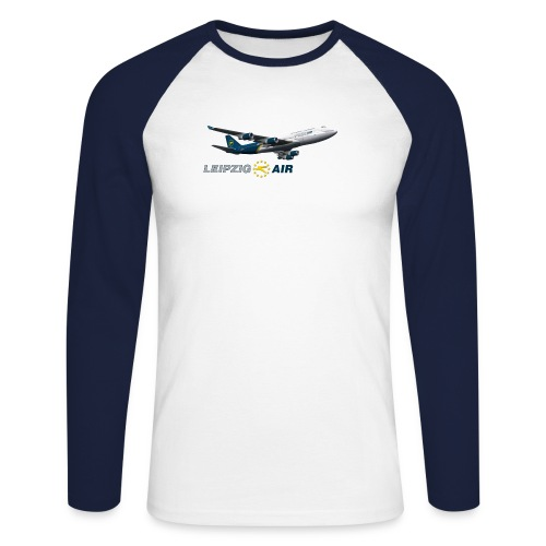 lha 744 - Männer Baseballshirt langarm