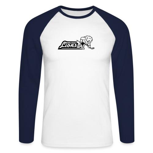 les Lions du 90 - T-shirt baseball manches longues Homme