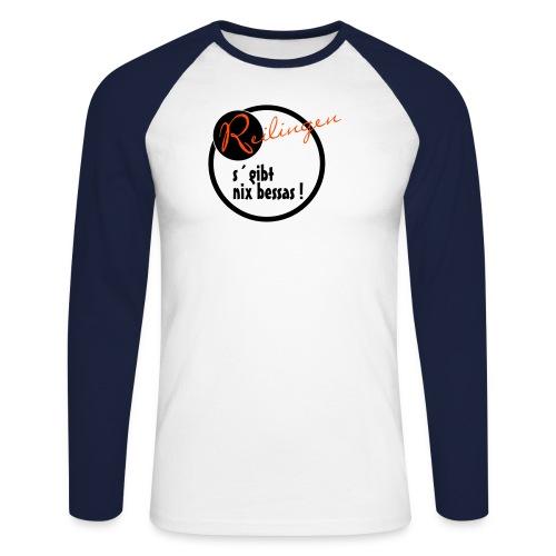 charly001 - Männer Baseballshirt langarm
