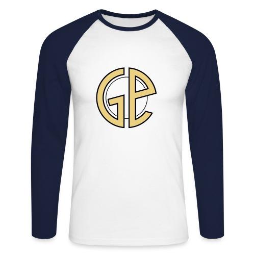 GE Vecto - T-shirt baseball manches longues Homme