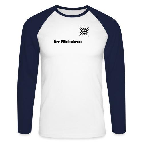 fbback2 - Männer Baseballshirt langarm