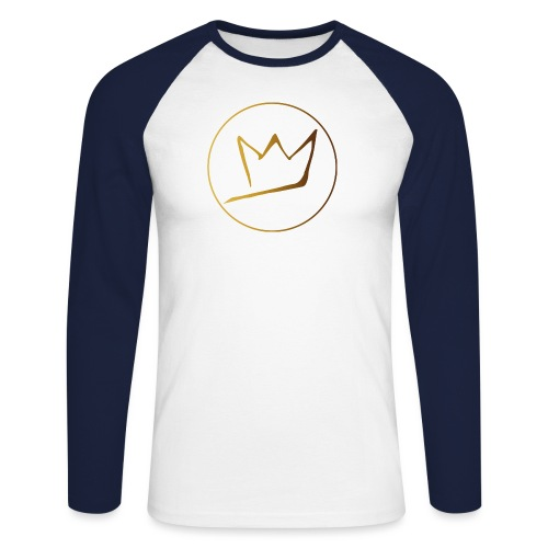 LOGO COURONNE PNG png - T-shirt baseball manches longues Homme