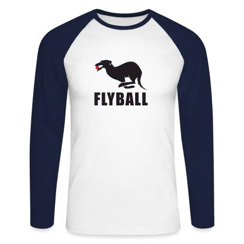 Flyball - Raglán manga larga hombre