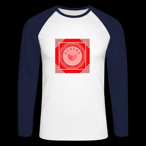 Tee-shirt EUREKA spécial rentrée des classes - T-shirt baseball manches longues Homme
