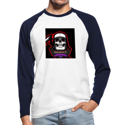 DerMagier432YT Shop - Männer Baseballshirt langarm