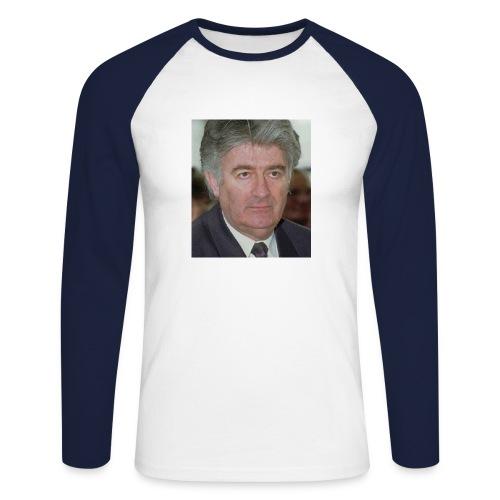 radovankaradzic1 - Men's Long Sleeve Baseball T-Shirt