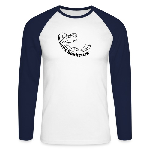 cool - T-shirt baseball manches longues Homme