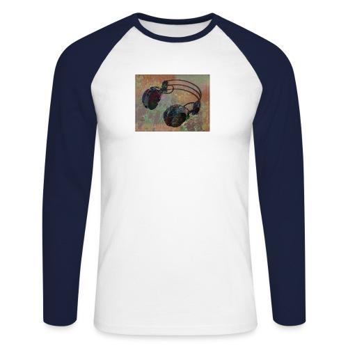 Fashion (dance music) - Men's Long Sleeve Baseball T-Shirt
