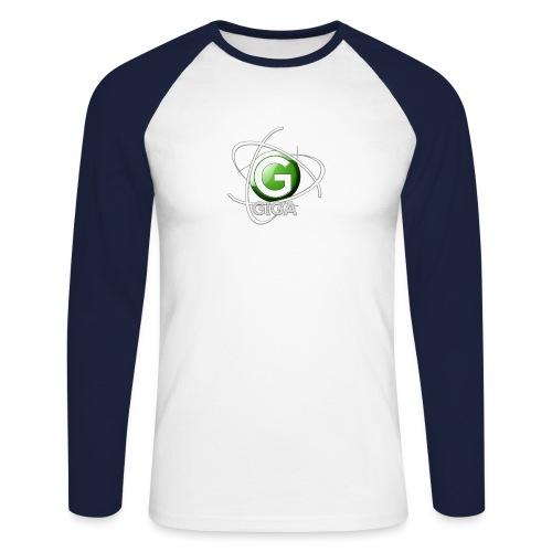 giga - Männer Baseballshirt langarm