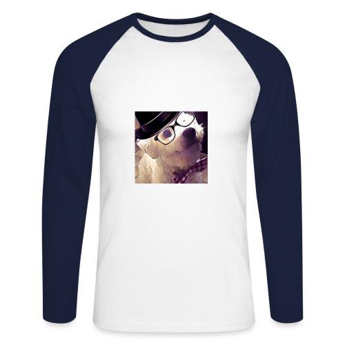 Sir - Men's Long Sleeve Baseball T-Shirt