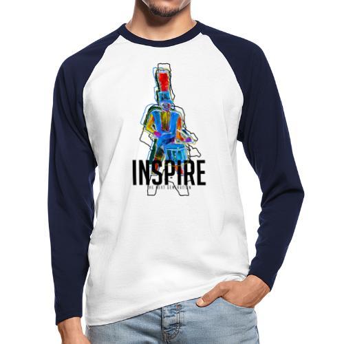 LS.INN.RW - Men's Long Sleeve Baseball T-Shirt