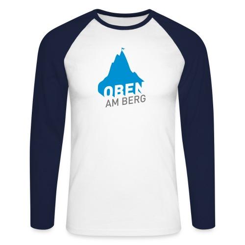 7332275 117583287 obenamberg logo orig - Männer Baseballshirt langarm