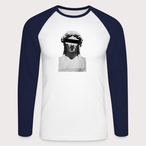 Blind - Männer Baseballshirt langarm
