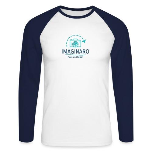 IMAGINARO | Fotos und Reisen - Männer Baseballshirt langarm