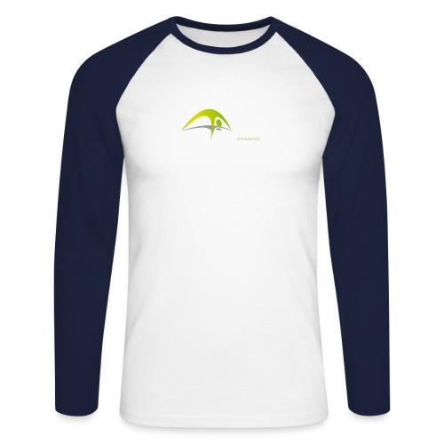 NFF Gymnastics - Männer Baseballshirt langarm