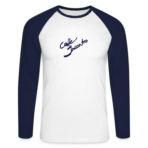 cischriftzug3 - Männer Baseballshirt langarm