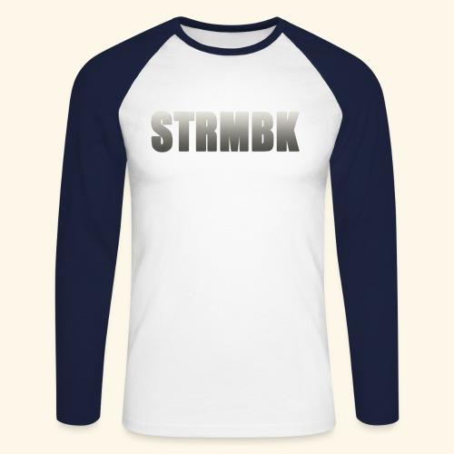 KORTFILM STRMBK LOGO - Mannen baseballshirt lange mouw