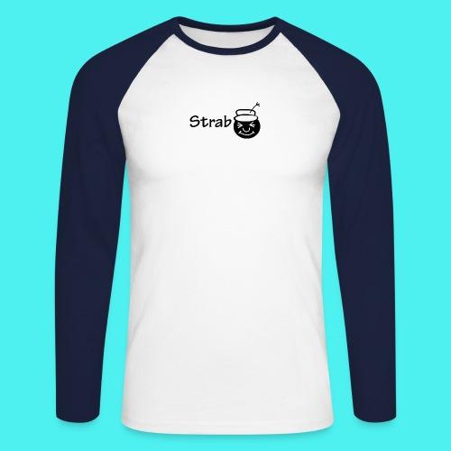 Character Welsh - Men's Long Sleeve Baseball T-Shirt