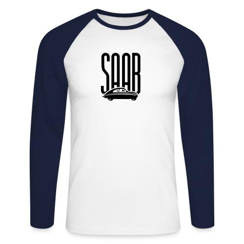 92large - Men's Long Sleeve Baseball T-Shirt