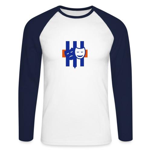 BeaumonteSurScene - T-shirt baseball manches longues Homme