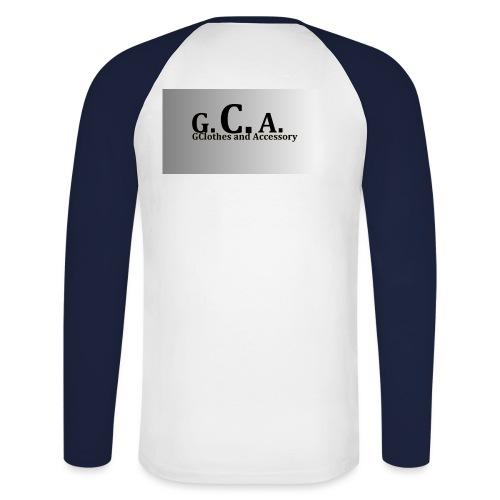 logo vet jpg3 jpg - T-shirt baseball manches longues Homme