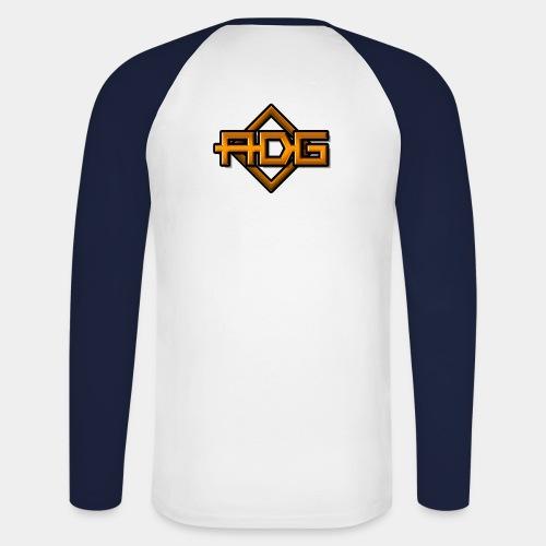 ADG - T-shirt baseball manches longues Homme