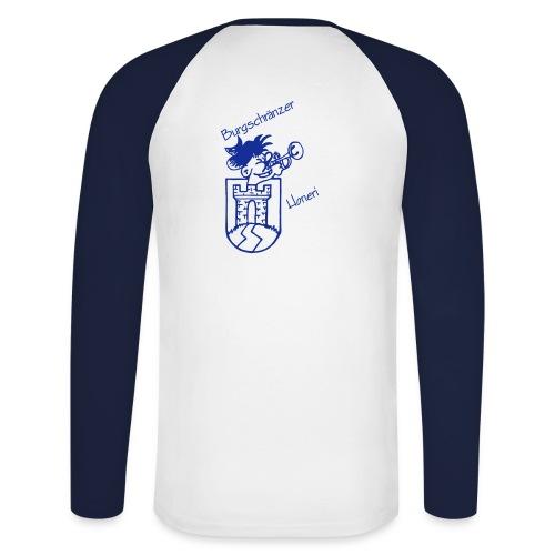 boebu okt03 enviro - Männer Baseballshirt langarm