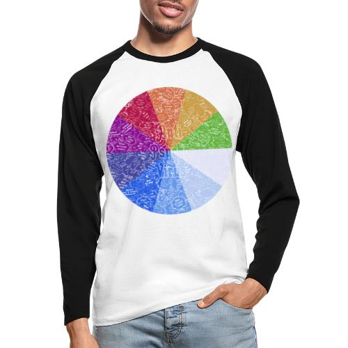 APV 10.1 - Men's Long Sleeve Baseball T-Shirt