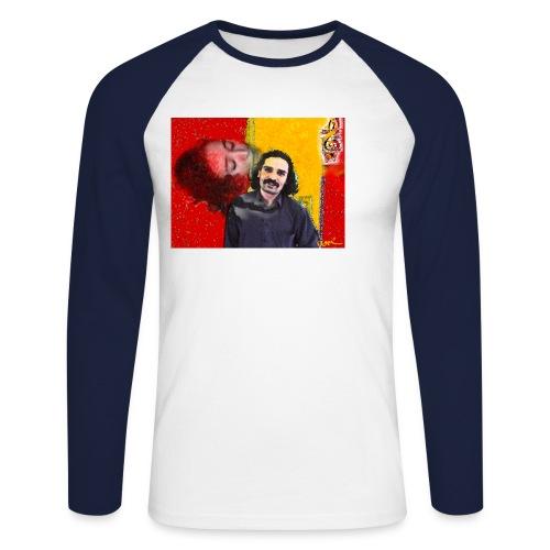 Flamenco - Männer Baseballshirt langarm