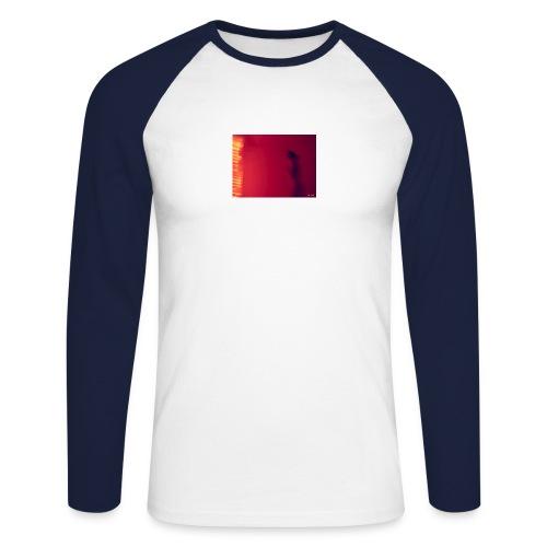 nudo1 - Männer Baseballshirt langarm