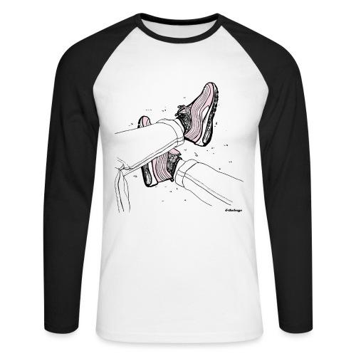AM97 andtheboys - Men's Long Sleeve Baseball T-Shirt