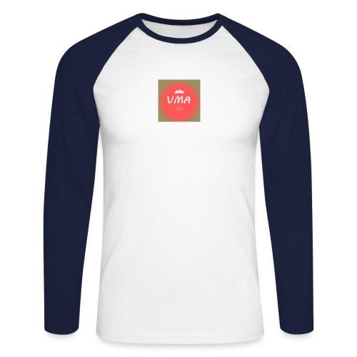 VMA - T-shirt baseball manches longues Homme