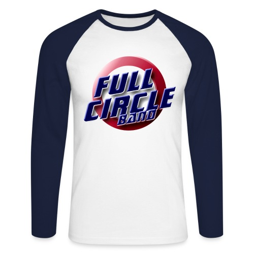 fcbandtee - Männer Baseballshirt langarm