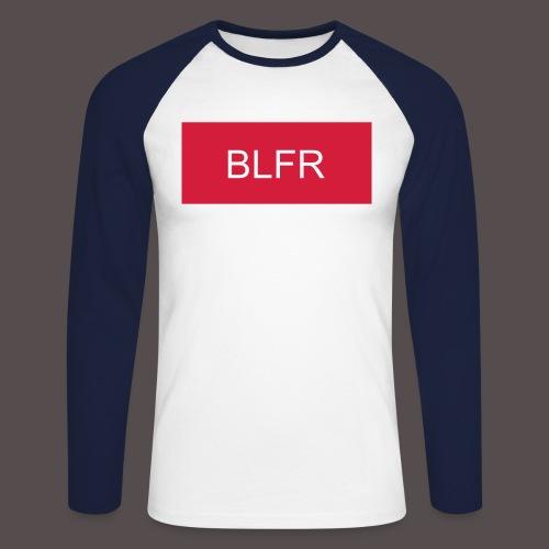 blf - Männer Baseballshirt langarm