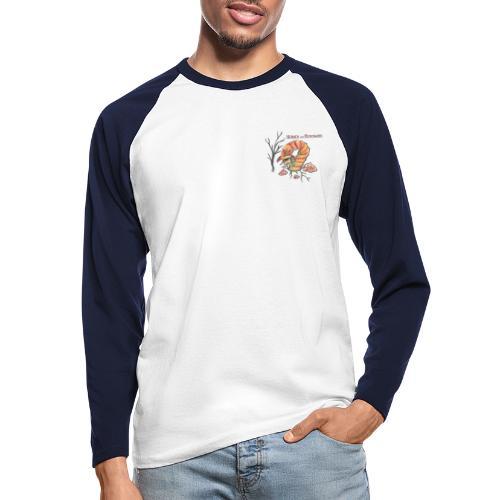 Stoneworm - Männer Baseballshirt langarm